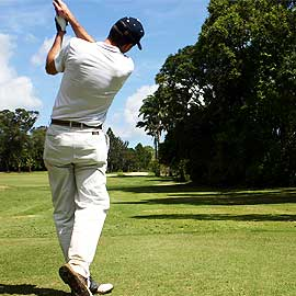 Play golf with confidence