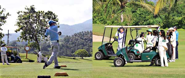 A List of Golf Tournaments for December 2012