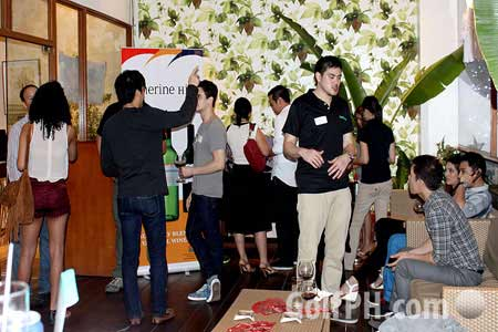 GolfPH Networking party and events