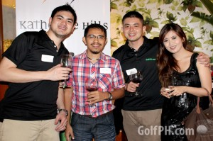 Drinks and Links GolfPH 2012
