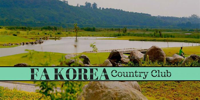 Fontana & Apollon Korea Country Club - Discounts, Reviews and Club Info