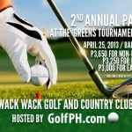 Wack Wack Golf Tournament