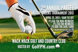 Wack Wack Golf Tournament