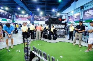 18th Philippine Golf & Lifestyle Exhibition 2013