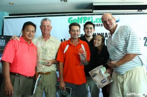 GolfPH Tournament 2013 Winner