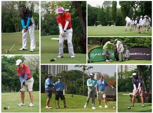 Partee at the Greens 2013