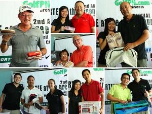 GolfPH Tournament 2013 Raffle