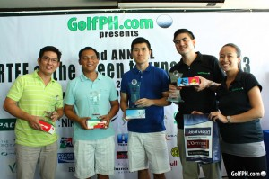GolfPH CHAMPION - Team Barcelon