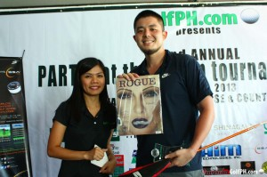 GolfPH Tournament 2013 - Longest Drive Winner