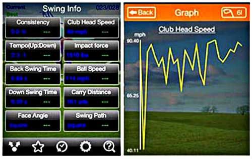 3BaysGSA PRO - Golf Swing Analyzer