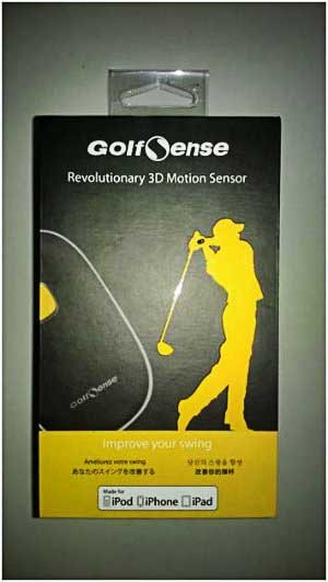 golf sense swing analyzer 1