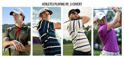 Not to mention these guys who are also using the Nike VRS Covert