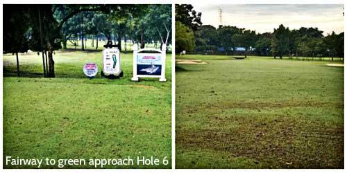 Navy Golf Club - 1 approach hole6