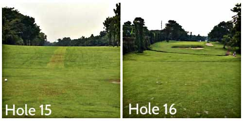 Navy Golf Club - golf course in the philippines