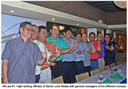 sta lucia top officials