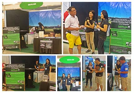 GolfPH The 18th Philippines International Golf Show: A Success