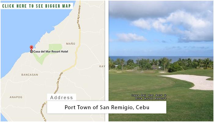 Casa Del Mar Location, Map and Address