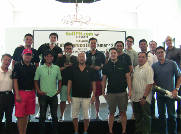 GolfPH Anniversary