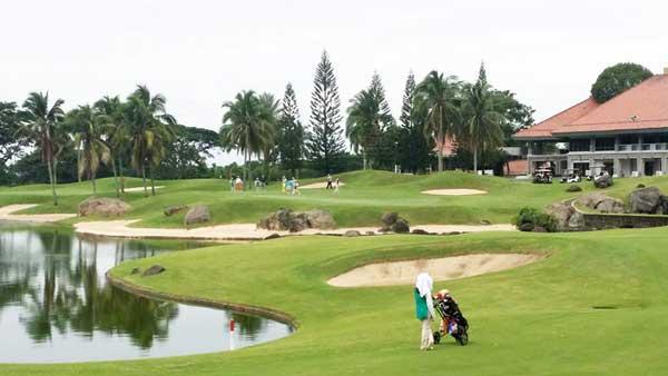 Course Review: Mt. Malarayat Golf Course 9th hole