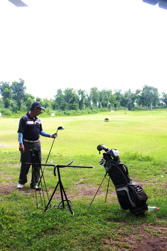 Haciendas de Naga Sports Club, Inc. Driving Range 1