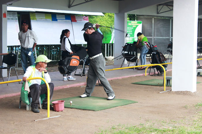 Haciendas de Naga Sports Club, Inc. Driving Range 2