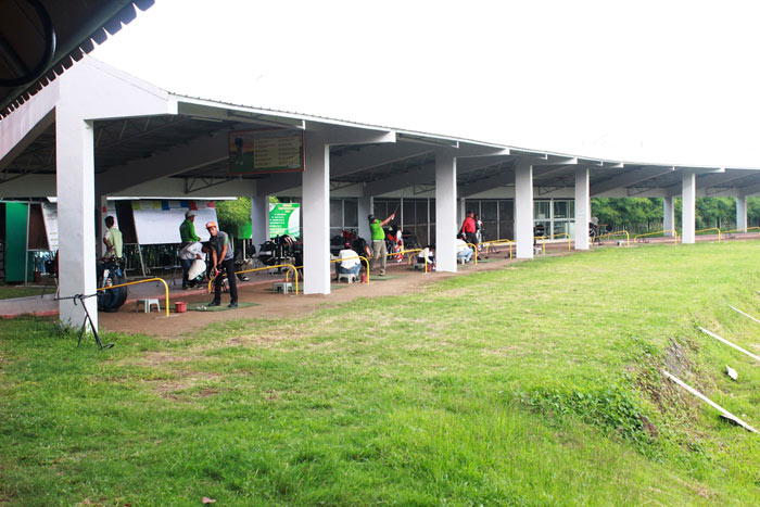 Haciendas de Naga Sports Club, Inc. Driving Range 3