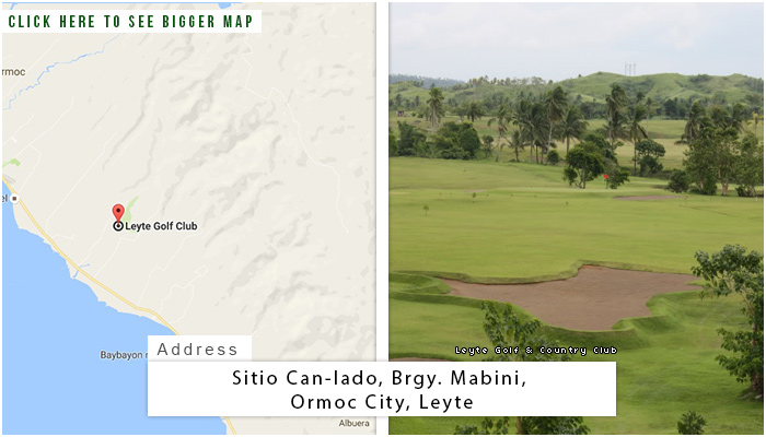 Leyte Location, Map and Address