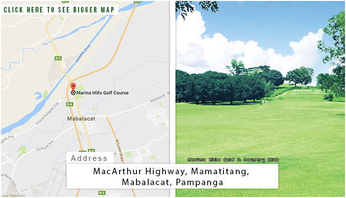 Marina Hills Location, Map and Address