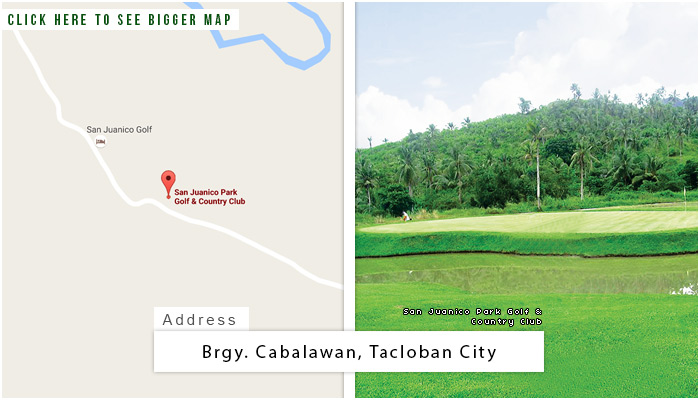San Juanico Location, Map and Address