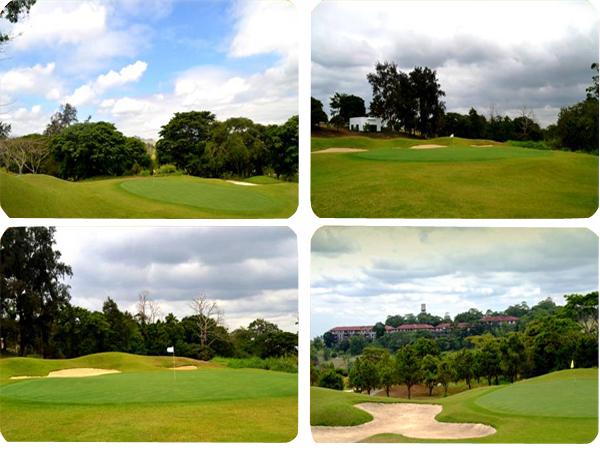 KC Hillcrest Golf Course Fairways and Views