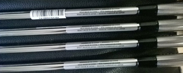 Nippon regular shafts