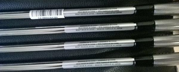 Nippon regular shafts