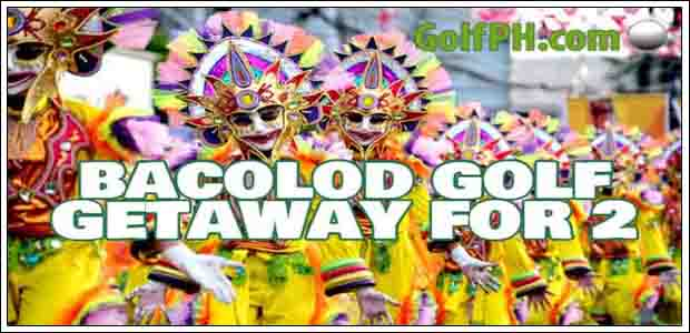 Golf Package to Bacolod