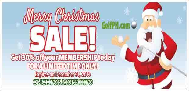 Christmas Membership Promo