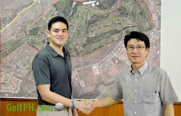 GolfPH with David Lee - CEO of KC Filipinas with GolfPH CEO