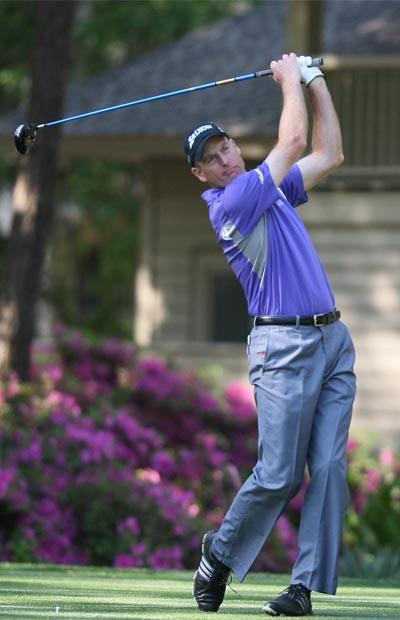 Jim Furyk swing