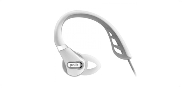 Polk Audio Ultrafit Sport Earphones