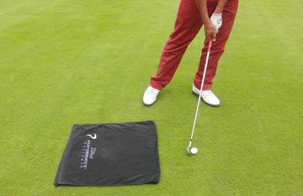 GolfPH Hit the Ball Straighter with the Towel Drill
