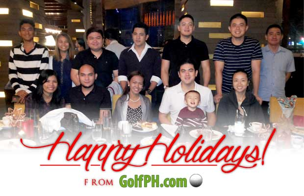 GolfPH Happy Holidays!