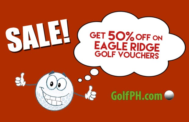 LIMITED OFFER: 50% OFF on Eagle Ridge Vouchers