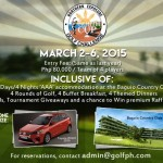 Golf at the 2015 North Cup in Baguio