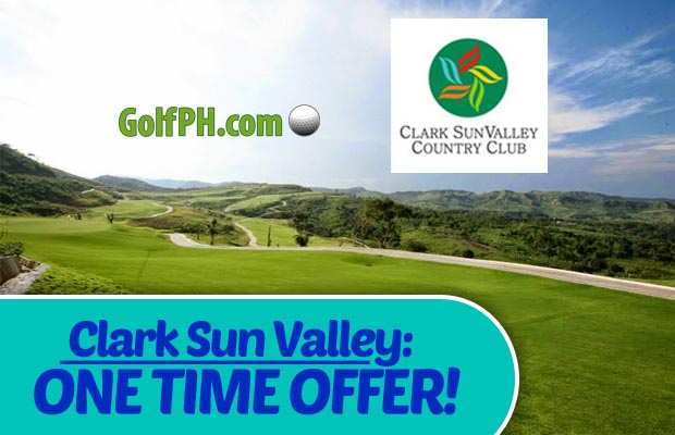 Clark Sunvalley - One time offer