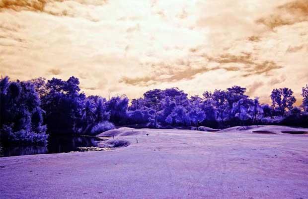 MANILA SOUTHWOODS (Masters Course) Hole 15