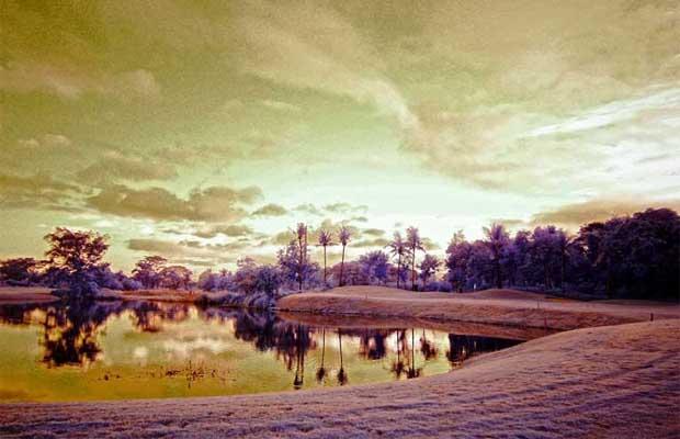 MANILA SOUTHWOODS (Masters Course) Hole 2