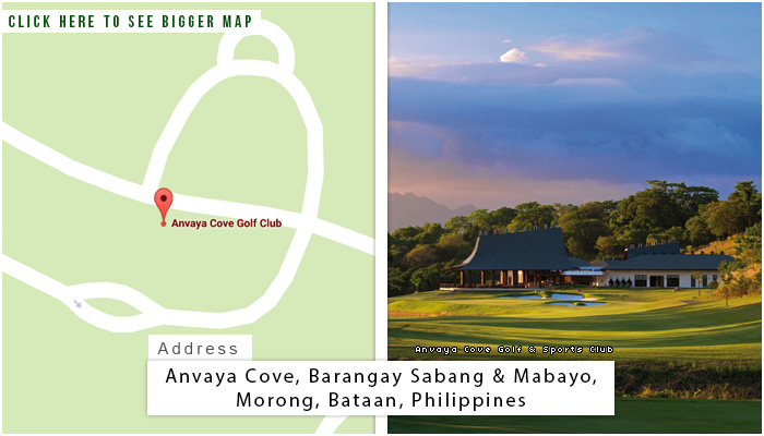 Anvaya Cove Location, Map and Address