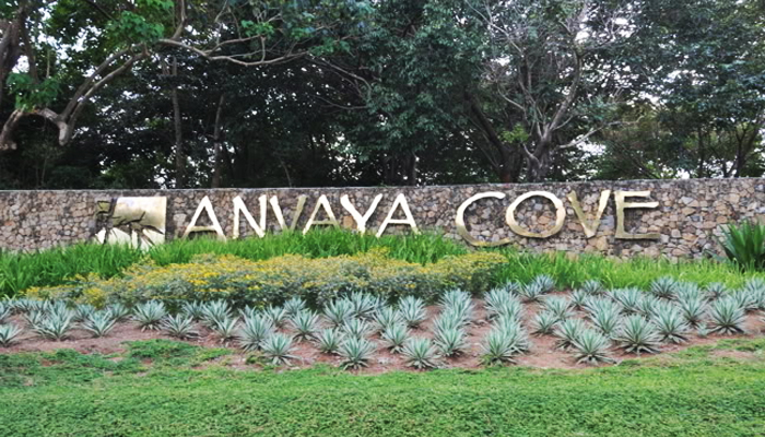 Anvaya Cove GSC Entrance Gate