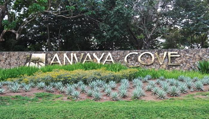 Anvaya Cove GSC Entrance Gate