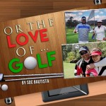 For the Love of … GOLF!