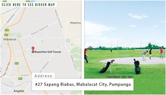 Bayanihan Location, Map and Address
