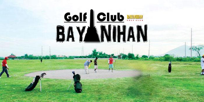 Bayanihan Golf Club - Discounts, Reviews and Club Info